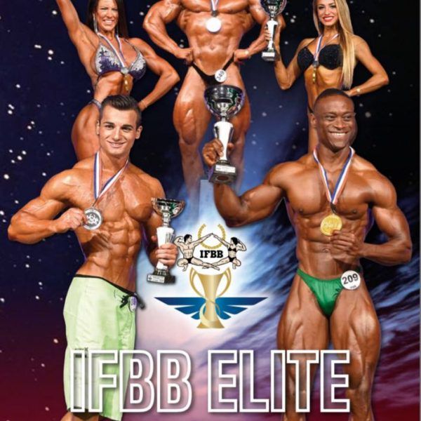 IFBB ELITE WORLD RANKING