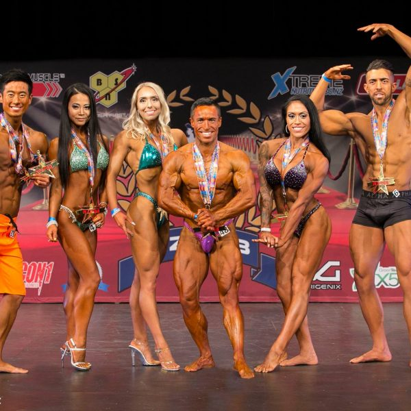 NZIFBB ALL NATURAL CHAMPIONSHIPS 2017 RESULTS