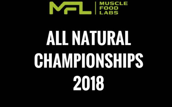 All Natural Champs 2018- Test Results!