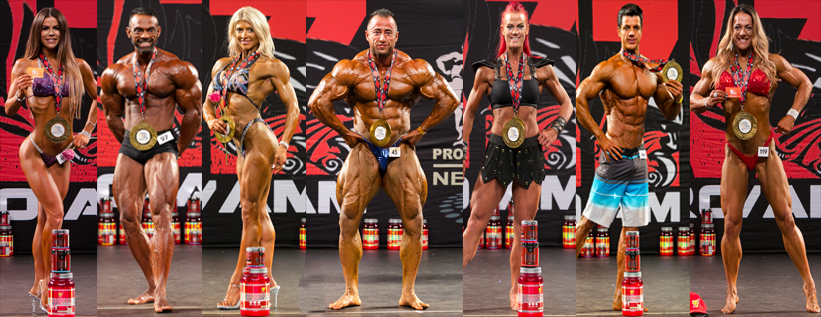 NZ PRO/AM 2018 RESULTS