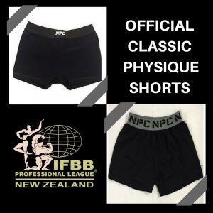 OFFICIALCLASSIC PHYSIQUESHORTS