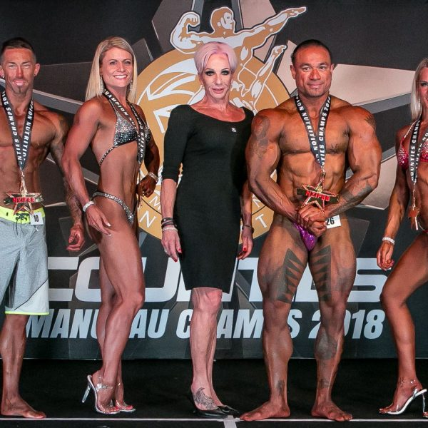 Champion Nutrition Counties Manukau Championships 2018 Results