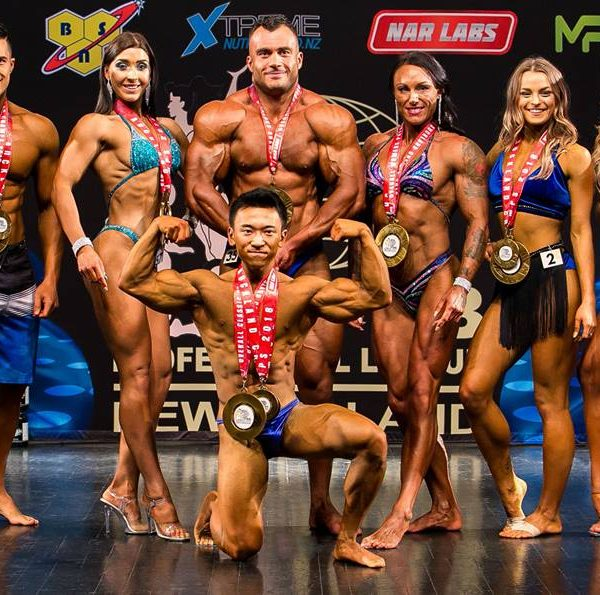 Events Archive | IFBB PRO LEAGUE NEW ZEALAND