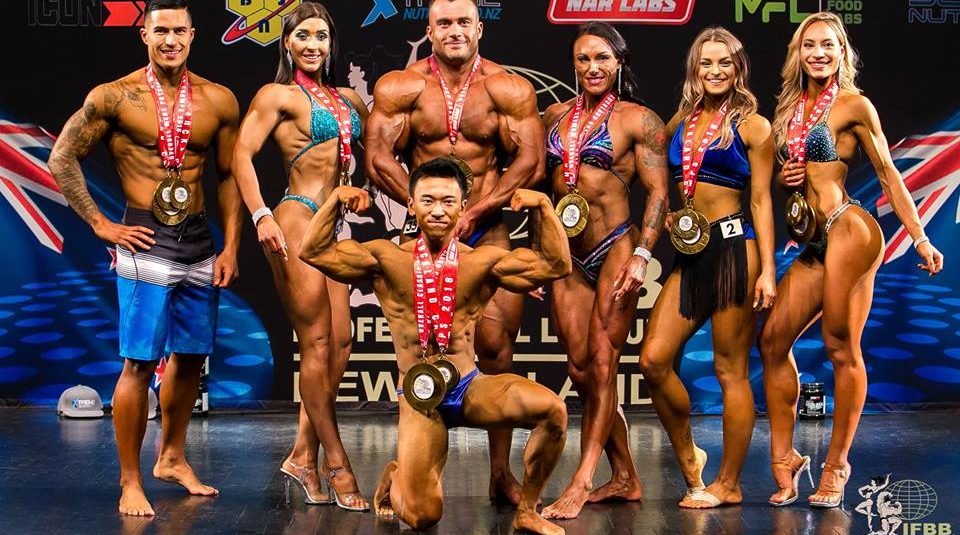 Auckland Championships Results 2018