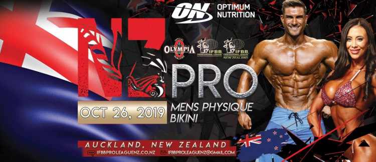 NZ PRO/ NATIONALS 2019 Results